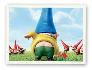 Gnomeo und Julia - 3D-Animationsfilm