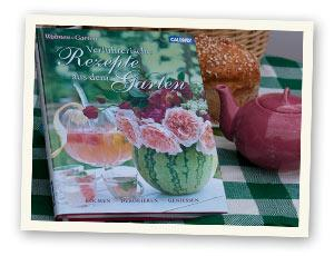 Buch: Rezepte aus dem Garten