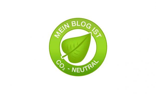Baum pflanzen und Weblog oder Website CO2-neutral machen