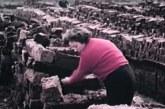 Alter Werbefilm: Torf im Garten 1957