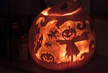 Anleitung: Halloween Kürbis schnitzen (Jack O'Lantern)