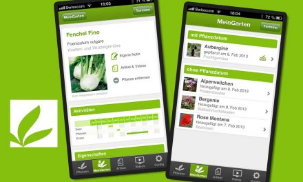 Gartenquelle Garten-App fürs iPhone (bis 15. Juni gratis)