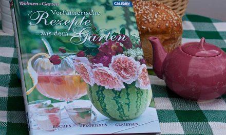Verführerische Rezepte aus dem Garten – Buchvorstellung
