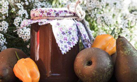 Rezept: Feurige Birnen-Chili-Marmelade