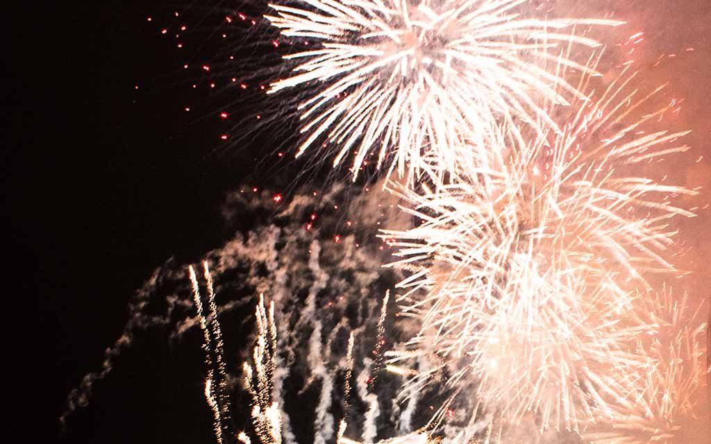 Silvester: Ökologisch ins neue Jahr
