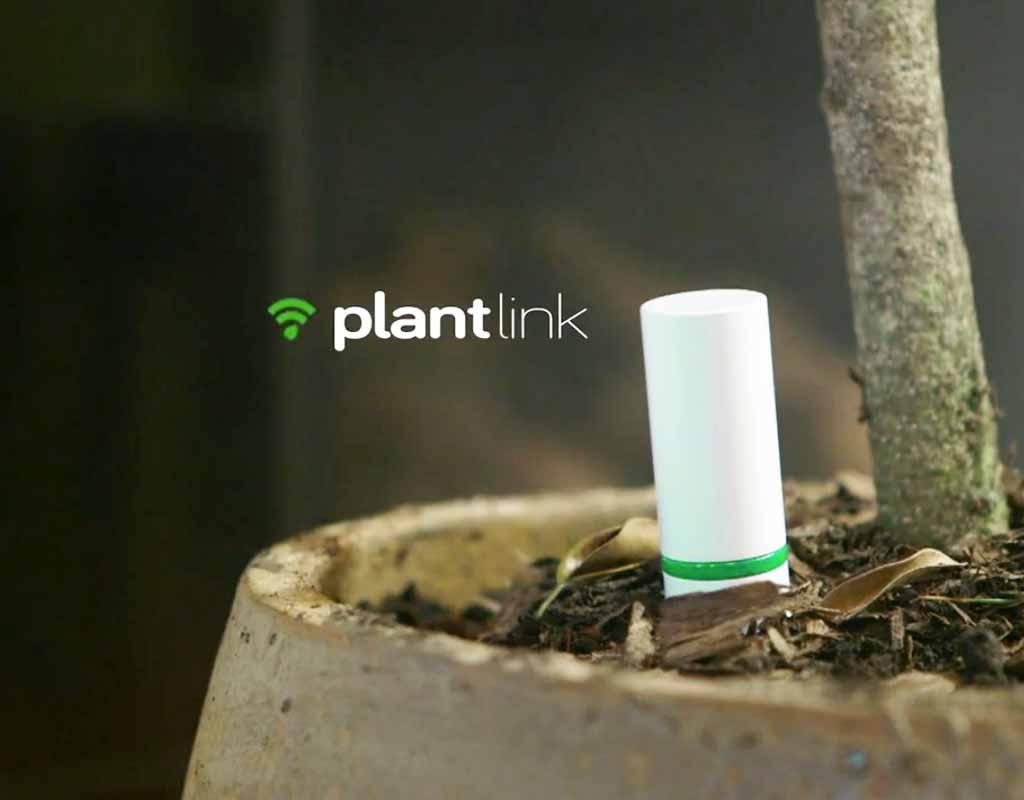 Plant Link: Bodensonden für Garten-Geeks und Leute ohne grünen Daumen