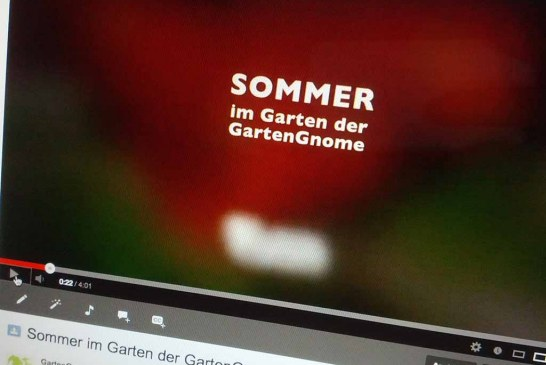 Video: Sommer im Garten der GartenGnome