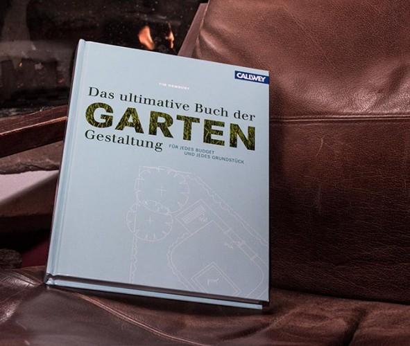 Tim Newbury: Das ultimative Buch der Gartengestaltung