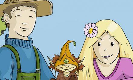 Der GartenGnom Weblog feiert seinen 5. Geburtstag!
