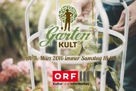 GartenKULT: Neue Gartensendung im ORF