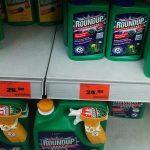 Monsantos neues Roundup ohne Glyphosat ist Essig