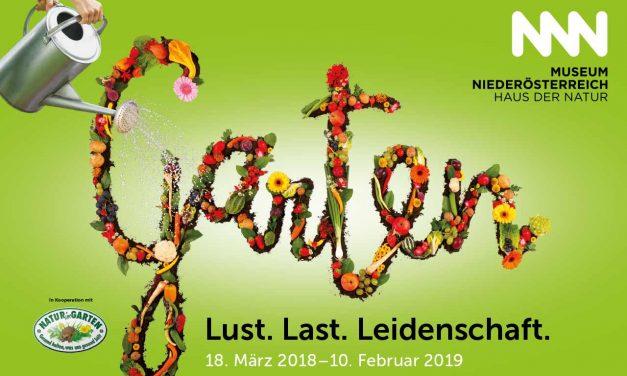 """""""Garten – Lust. Last. Leidenschaft."""" im Museum Niederösterreich"""