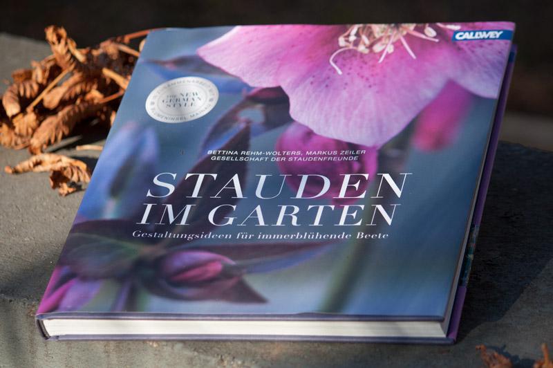 Buch-Cover: Stauden im Garten - Callwey Verlag