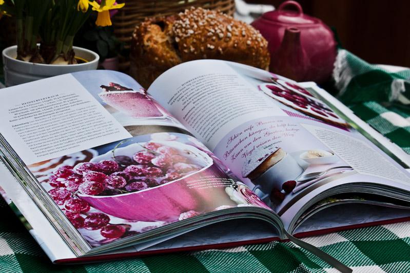 Buch: Verführerische Rezepte aus dem Garten, Beeren