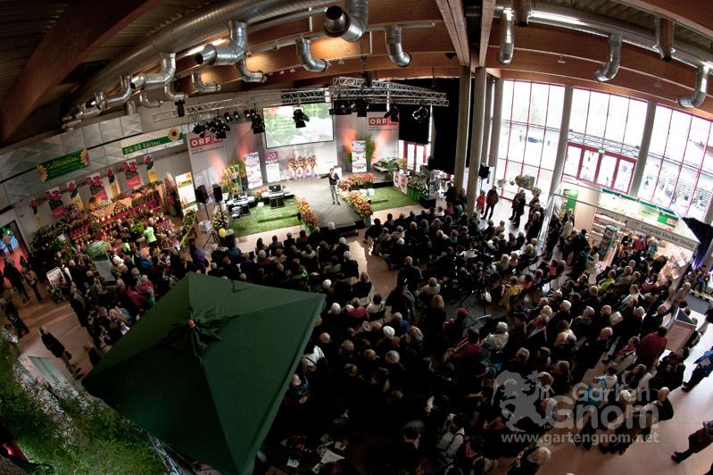 Vorträge auf der Messe Blühendes Österreich in Wels 2012