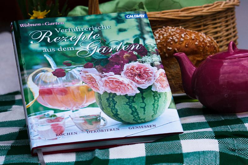 Buch-Cover: Verführerische Rezepte aus dem Garten