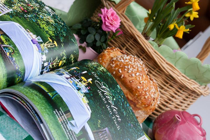 Buch: Verführerische Rezepte aus dem Garten, Kapitelbild