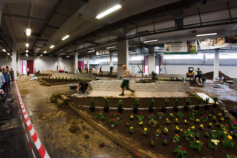 Gärtnerwettbewerb