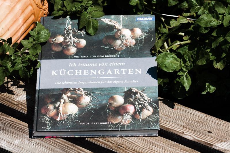 Buchcover: Ich träume von einem Küchengarten