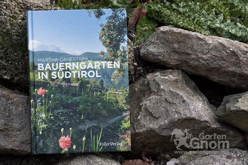 Buchcover: Bauerngärten in Südtirol