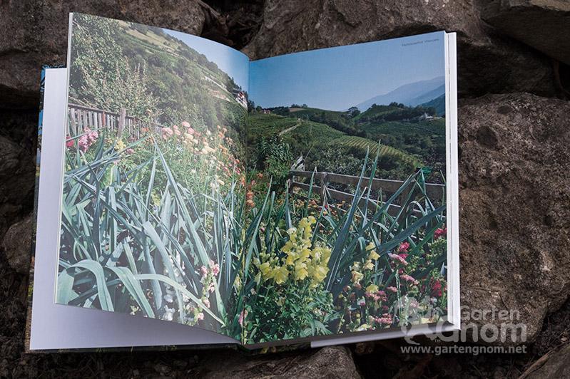 Kapitelseite: Bauerngärten in Südtirol