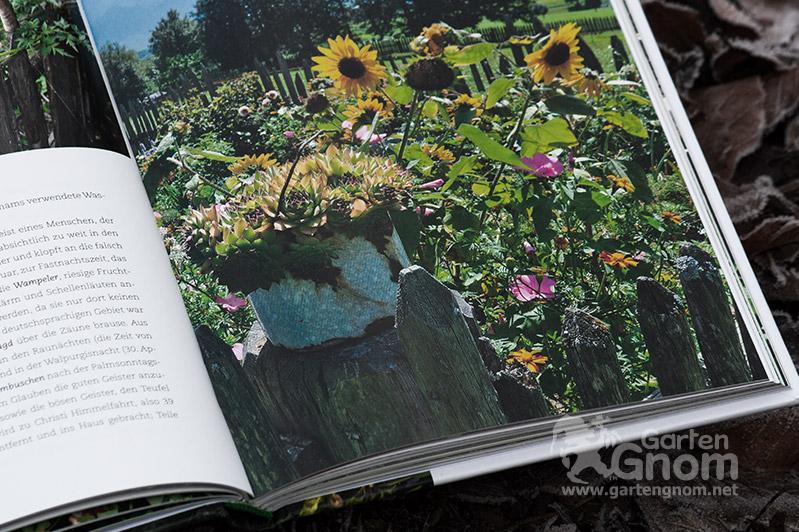 Bilderseite: Bauerngärten in Südtirol