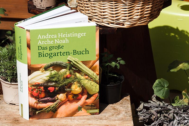 Das große Biogarten-Buch (Cover)