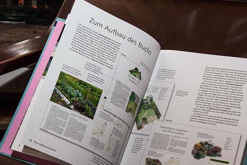 Inhaltsbeschreibung: Das ultimative Buch der Gartengestaltung