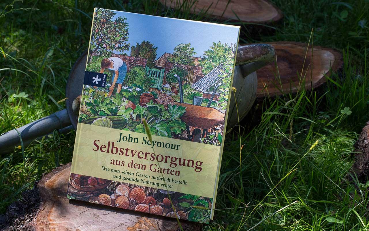 Buch-Cover: Selbstversorgung aus dem Garten